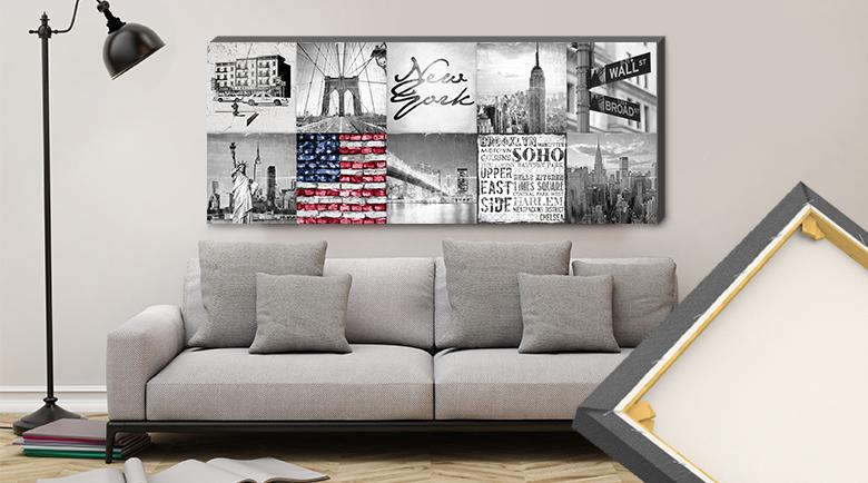canvas. Black Bedroom Furniture Sets. Home Design Ideas
