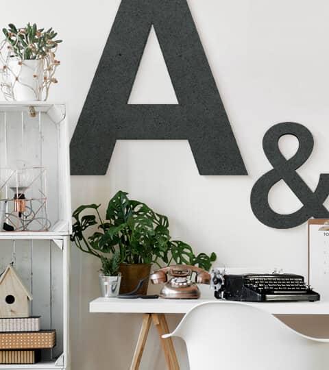Mooie Houten Letters.Decoratieletters Wall Art Nl