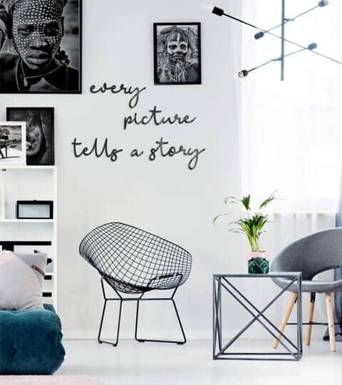 Decoratieletters Kopen Goedkope Decoratie Letters Online Wall Art Wall Art Nl