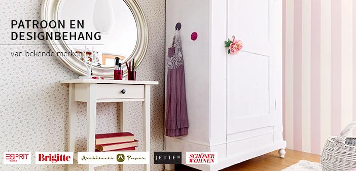 Behang shop wall - Behang voor restaurant ...